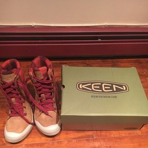 Keen Elena boot waterproof
